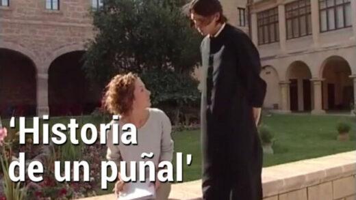 Historia de un puñal. Cortometraje y thriller español de Joan Ayllón