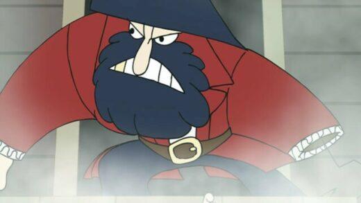 La canción del pirata. Corto de animación de ESDIP Escuela de Arte