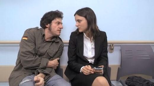 Relájese. Cortometraje y comedia española de Francisco Javier Rubio