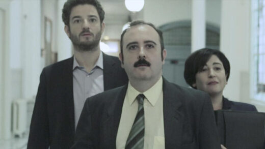 Aupa Josu. Mediometraje y comedia negra española de Borja Cobeaga