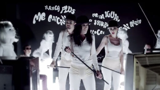 Me encanta - Nancys Rubias. Videoclip dirigido por Alejandro Amanábar