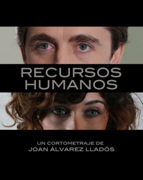 Recursos Humanos corto cartel poster