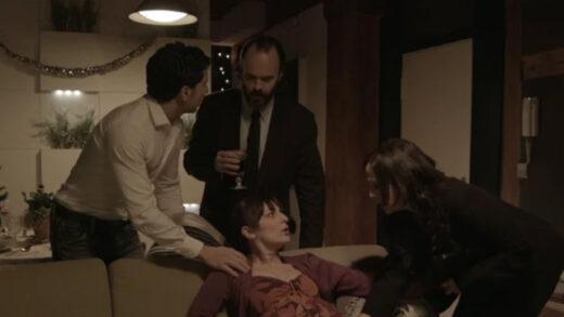 Regalo de Navidad. Cortometraje y comedia española de Eli Navarro