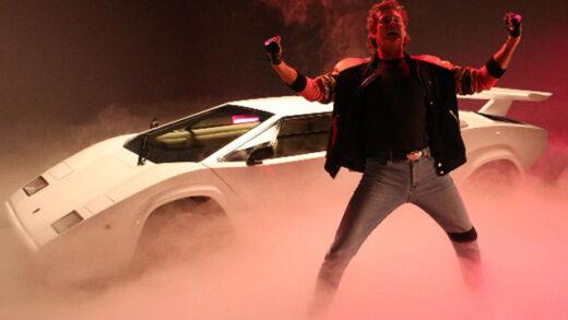 """True Survivor (from """"Kung Fury"""") - David Hasselhoff - [Official Video]"""