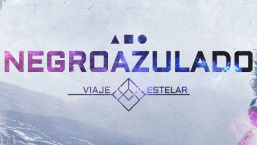 Viaje estelar - Negroazulado. Videoclip de la banda española