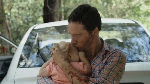 Cargo. Cortometraje australiano de Zombies dirigido por Ben Howling