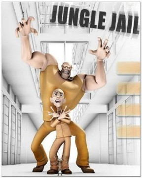 Jungle jail cortometraje cartel