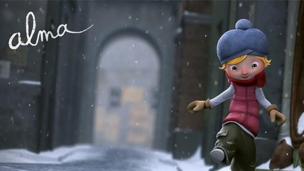 Alma. Cortometraje español de animación dirigido por Rodrigo Blaas