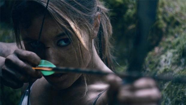 Croft. Cortometraje de acción inspirado en la saga Tomb Raider. Lara Croft