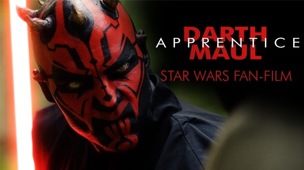 Darth Maul Apprentice - A Star Wars Fan-Film. Dirigido por Shawn Bu