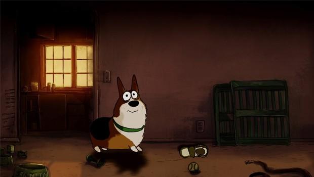 Steadfast Stanley. Corrometraje de animación y terror de John Cody Kim