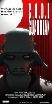 Code Guardian cortometraje cartel