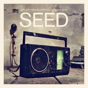 Seed cortometraje cartel