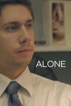 Alone cortometraje cartel