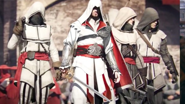 Assassin's Creed La Hermandad – Cinematic Trailer E3
