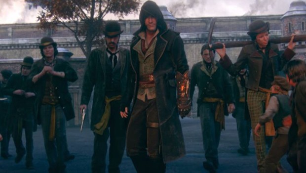 Assassin's Creed Syndicate - E3 Cinematic Trailer