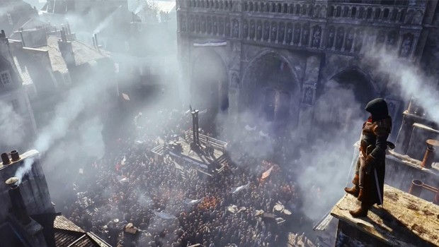 Assassin's Creed Unity – E3 2014 World Premiere Cinematic Trailer