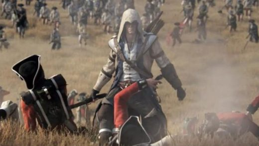 Assassin's Creed 3 - E3 Game Cinematic Trailer Animated Short