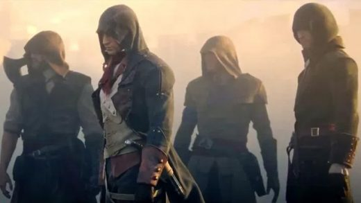 Assassin's Creed Unity - Game Cinematic Trailer. Videojuego de Ubisoft