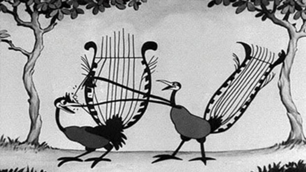 Birds of a Feather Silly Symphonies