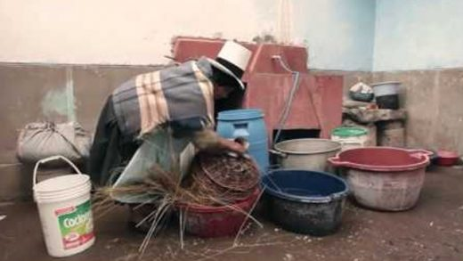 Chichita. Cortometraje documental de Carlos Caro