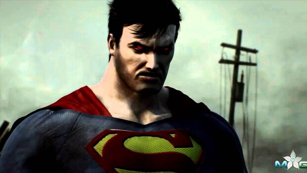 DC Universe Online Game Cinematic Intro Trailer Animated Short