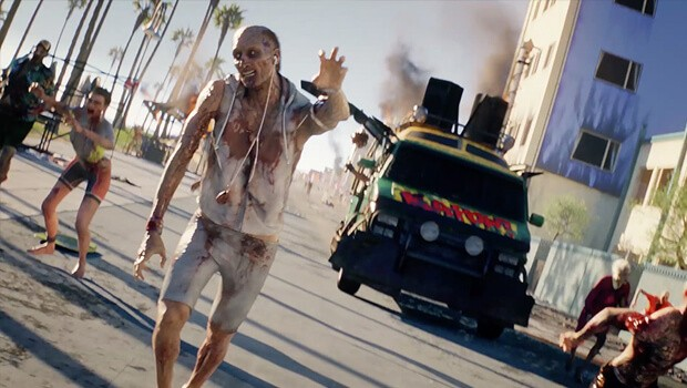 Dead Island 2 Extended Game Cinematic Trailer Animated Short