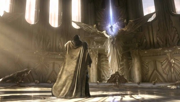 Cortometrajes online gratis. Diablo III - Final Game Cinematic - A New Dawn Animated Short