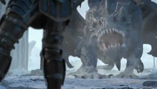Dragon Age Origins Sacred Ashes Game Cinematic Trailer