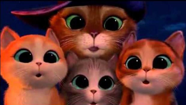 El Gato con botas: Los 3 diablos. Cortometraje Antonio Banderas