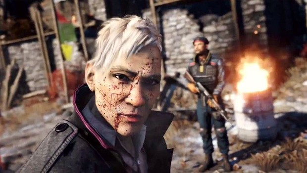 FAR CRY 4 Game Cinematic Trailer. Ubisoft Videogame