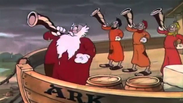Father Noah's Ark Silly Symphonies