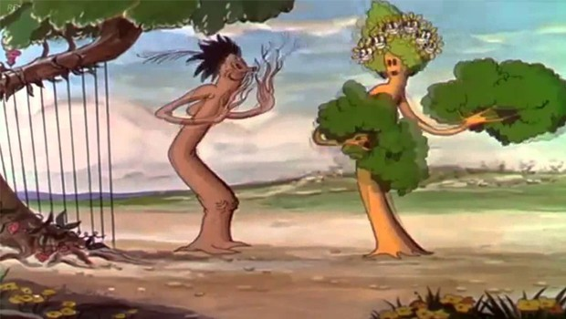Flowers and Trees Silly Symphonies
