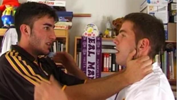 Gol. Cortometraje español dirigido por Daniel Sánchez Arévalo