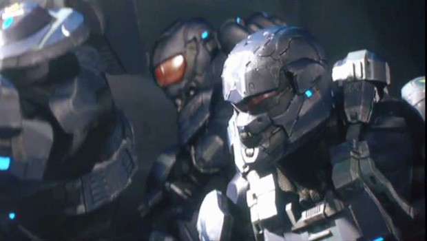 Halo 4. Spartan Ops Episode 5: Memento Mori Game Cinematic