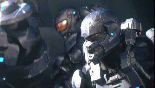 Halo 4. Spartan Ops Episode 5: Memento Mori Game Cinematic
