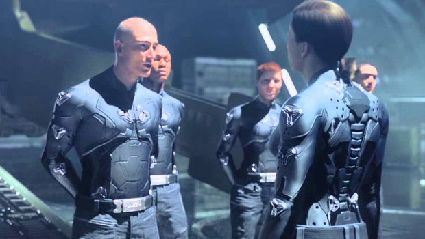 Halo 4. Spartan Ops Episode 1: Departure Game Cinematic