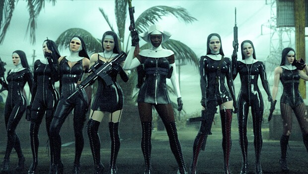 Hitman: Absolution Saints Game Cinematic Trailer