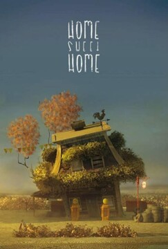 Home sweet home corto cartel poster