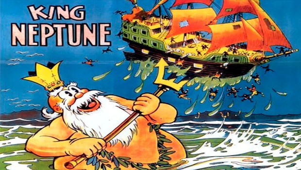 King Neptune Silly Symphonies