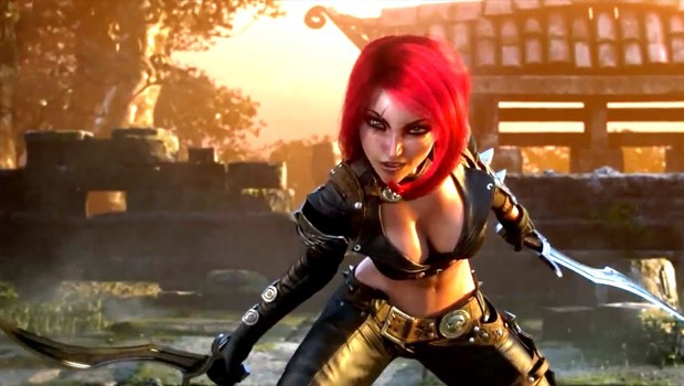 League of Legends Cinematic: A Twist of Fate Game cinematic trailer