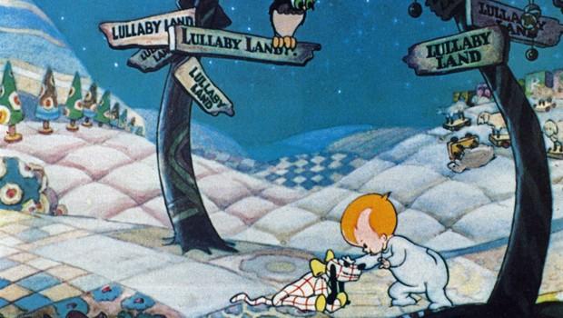 Silly Symphonies 38/75: El país de las nanas/Lullaby Land