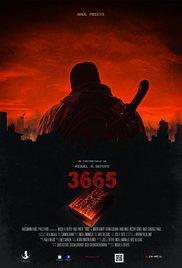 3365 cortometraje cartel