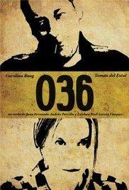 036 cortometraje cartel