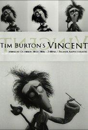 Vincent cortometraje cartel