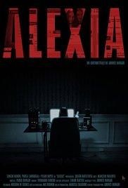 Alexia Cortometraje cartel