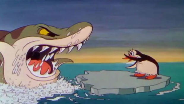 Peculiar Penguins silly symphonies