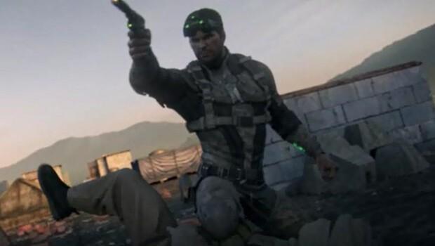 Splinter Cell Blacklist Game Cinematic Trailer Animated short