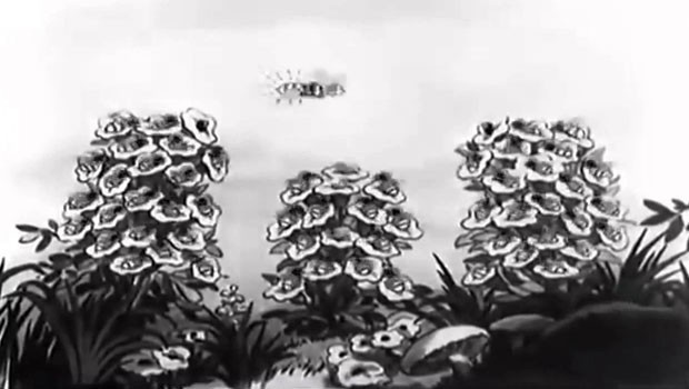 The Bears and the Bees Silly Symphonies