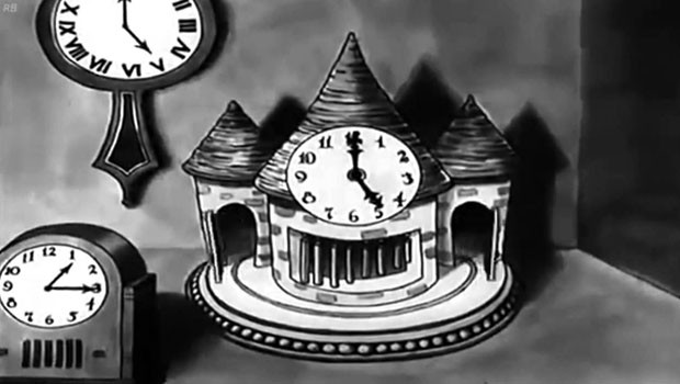 The Clock Store Silly Symphonies